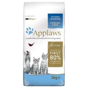 Applaws Katzenfutter für Kätzchen - Sparpaket: 2 x 7