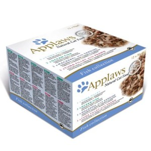 Applaws Multipack Adult Dose 12 x 70 g - Hühnchenauswahl