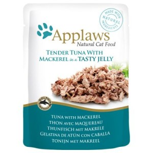 Applaws Pouch in Jelly 6 x 70 g - Huhn mit Rind