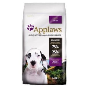 Applaws Puppy Huhn Große Rassen - Sparpaket: 2 x 15 kg