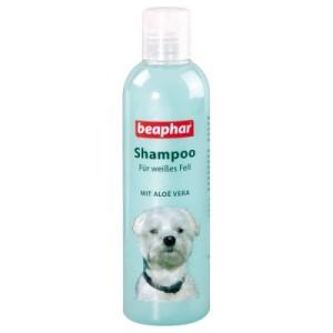 Beaphar Hunde Shampoo für weißes Fell - 2 x 250 ml