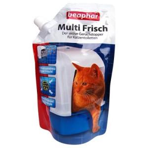 Beaphar Multi-Frisch für Katzentoiletten - 400 g