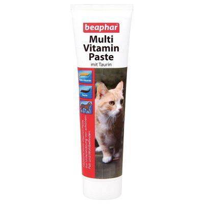 Beaphar Multi Vitamin Paste mit Taurin - Sparpaket 2 x 250 g