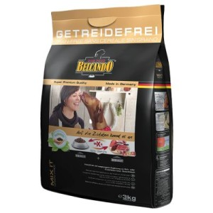 Belcando Mix It Grain-Free - Sparpaket: 2 x 3 kg