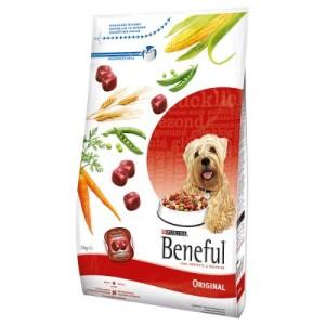 Beneful Original Rind & Gemüse - Sparpaket: 2 x 15 kg
