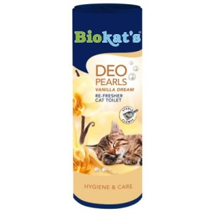 Biokat´s Deo Pearls - 2 x 700 g Vanilla Dream