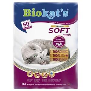 Biokat´s Soft Fresh -Sparpaket: 3 x 10 l