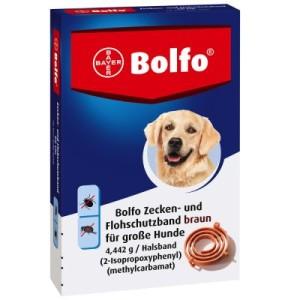 Bolfo® Zecken- und Flohschutzband 65 cm - 1 Stück