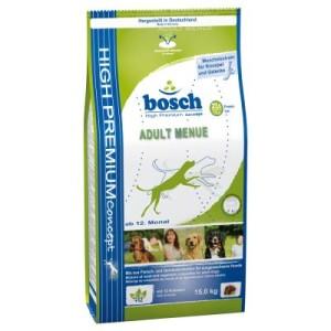 Bosch Adult Menue - Sparpaket: 2 x 15 kg