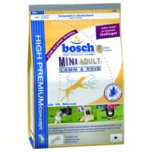 Bosch Adult Mini Lamm & Reis - 15 kg