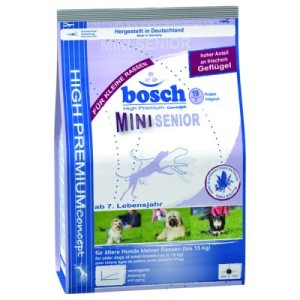 Bosch Adult Mini Senior - Sparpaket: 3 x 2