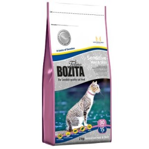 Bozita Feline Hair & Skin - Sensitive - 400 g