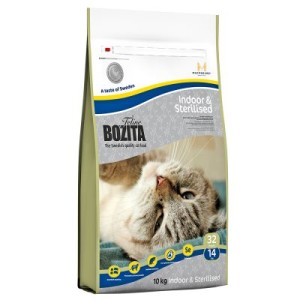 Bozita Feline Indoor & Sterilised - 400 g