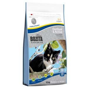 Bozita Feline Outdoor & Active - 10 kg
