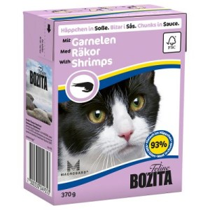 Bozita Häppchen 1 x 370 g - Soße: mit Rind