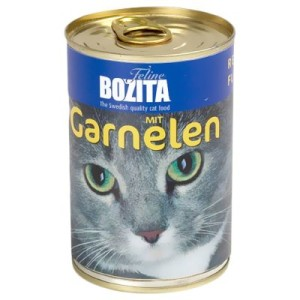Bozita Nassfutter 6 x 410 g - Rind