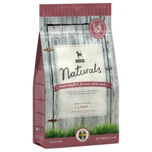 Bozita Naturals Light - Sparpaket: 2 x 10 kg