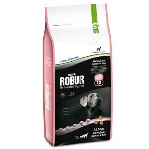 Bozita Robur Genuine Lachs & Reis 20/10 - Sparpaket: 2 x 12