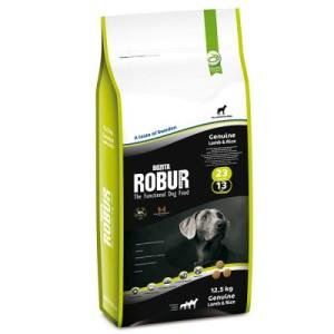 Bozita Robur Genuine Lamm & Reis 23/13 - Sparpaket: 2 x 12