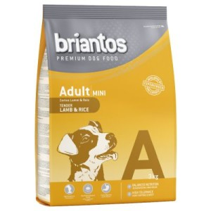 Briantos Adult Mini Lamm & Reis - 3 kg
