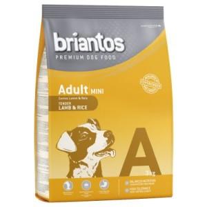 Briantos Adult Mini Lamm & Reis - Sparpaket: 3 x 3 kg