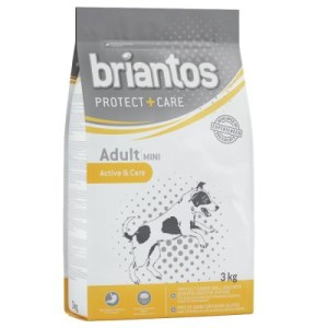 Briantos Mini Active & Care - Sparpaket: 3 x 3 kg
