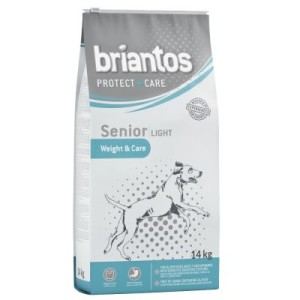 Briantos Senior/ Light Weight & Care - Sparpaket: 2 x 14 kg