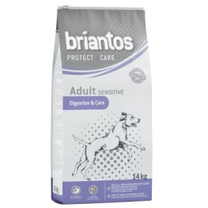 Briantos Sensitive Digestion & Care - Sparpaket: 2 x 14 kg
