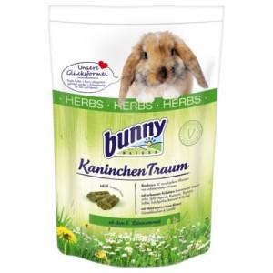 Bunny KaninchenTraum HERBS - 2 x 4 kg