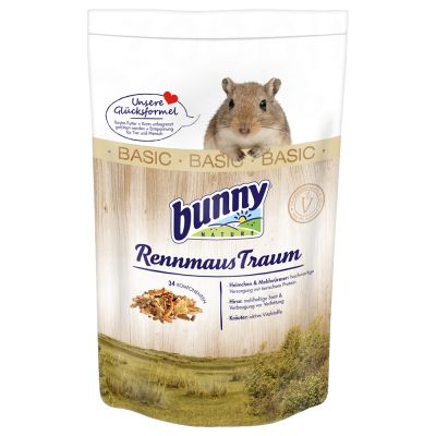 Bunny RennmausTraum BASIC - 600 g