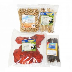 Canibit Snack-Box Top Seller - 4 versch. Sorten