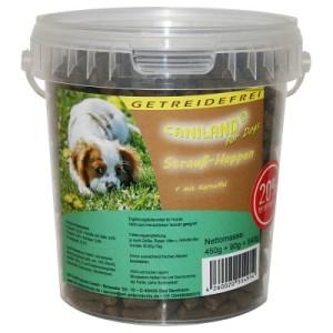 Caniland Soft Strauß-Happen getreidefrei - 2 x 540 g