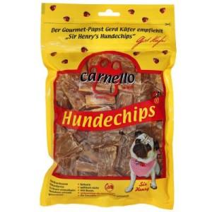 Carnello Hundechips - 3 x 60 g