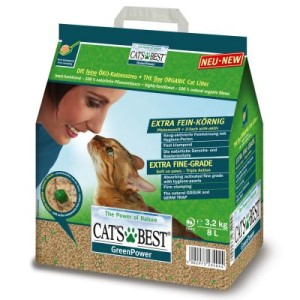 Cat´s Best Green Power - Sparpaket: 2 x 8 l (3