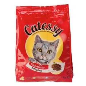 Catessy Adult Geflügelmix - 2 x 4 kg