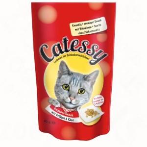 Catessy Knabber-Snacks 65 g - mit Lachs