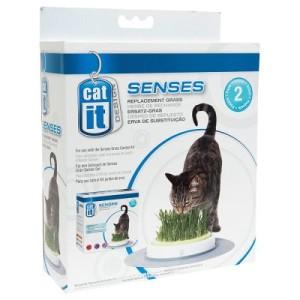 Catit Design Senses Gras Garden - Garden Set (ca. Ø 24 cm)