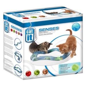 Catit Design Senses Tempo Spielschiene - Beleuchtete Ersatzbälle 2 Stück