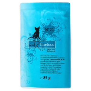 Catz Finefood Multipack Pouches 12 x 85 g - Multipack I