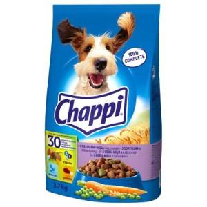 Chappi 3 Sorten Fleisch - 2 x 13