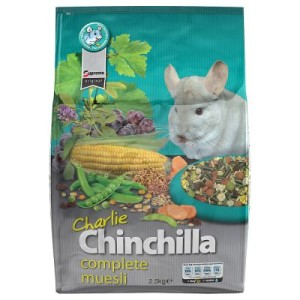 Charlie Chinchilla - 2 x 2
