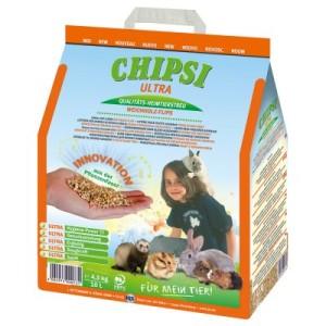 Chipsi Ultra Heimtierstreu - 10 Liter (4