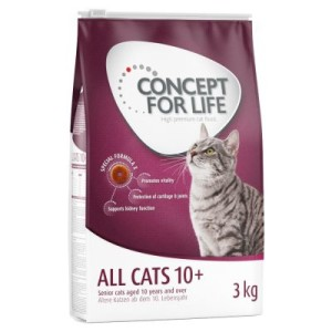 Concept for Life All Cats 10+ - 9 kg