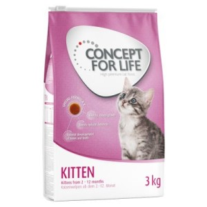 Concept for Life Kitten - 9 kg