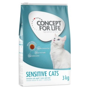 Concept for Life Sensitive Cats - 3 kg