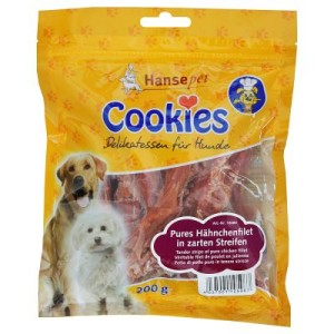 Cookie´s Delikatess Hähnchen 200 g - 3 x 200 g Filet