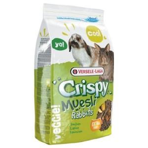Crispy Müsli Kaninchen - 20 kg