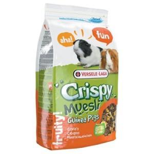 Crispy Müsli Meerschweinchen + Sticks zum Sonderpreis - 20 kg