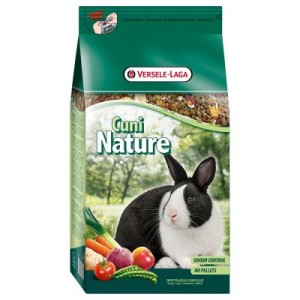 Cuni Nature Kaninchenfutter - Doppelpack 2 x 10 kg *
