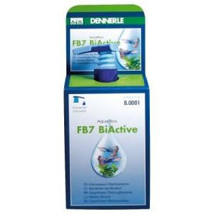 Dennerle FB7 BiActive AquaRico Wasserpflege - 250 ml für 8.000 Liter Aquarienwasser
